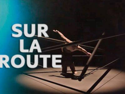 Cie Les Colporteurs- Antoine Rigot interview-présentation du spectacle 'sur la route'