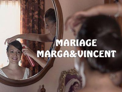 Mariage Marga & Vincent